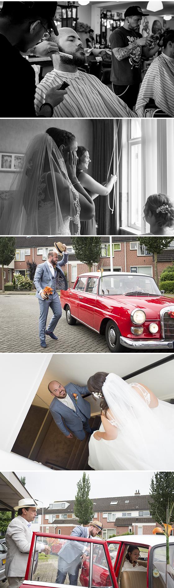 trouwen in de hoefslag, trouwfotograaf hilversum