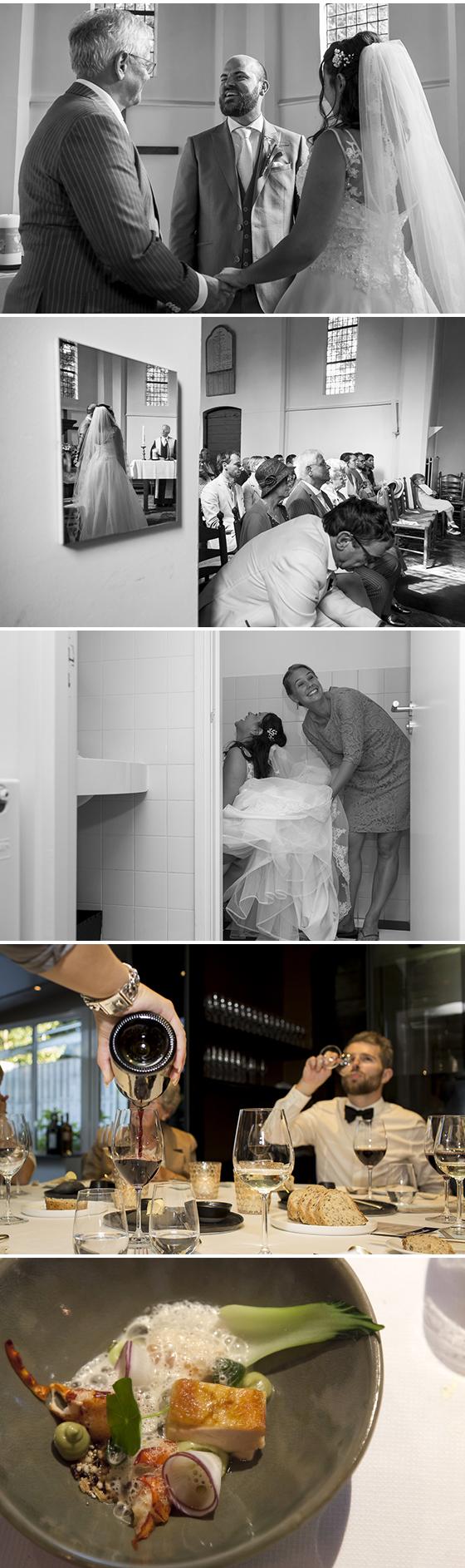 De Hoefslag Bosch en Duin, trouwfotograaf hilversum