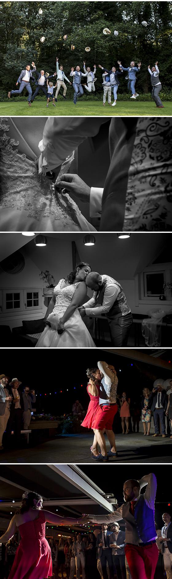 trouwen in de hoefslag, bergh-fotografie hilversum