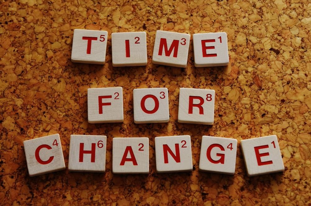 Wanneer moet ik mijn gewoonte veranderen?